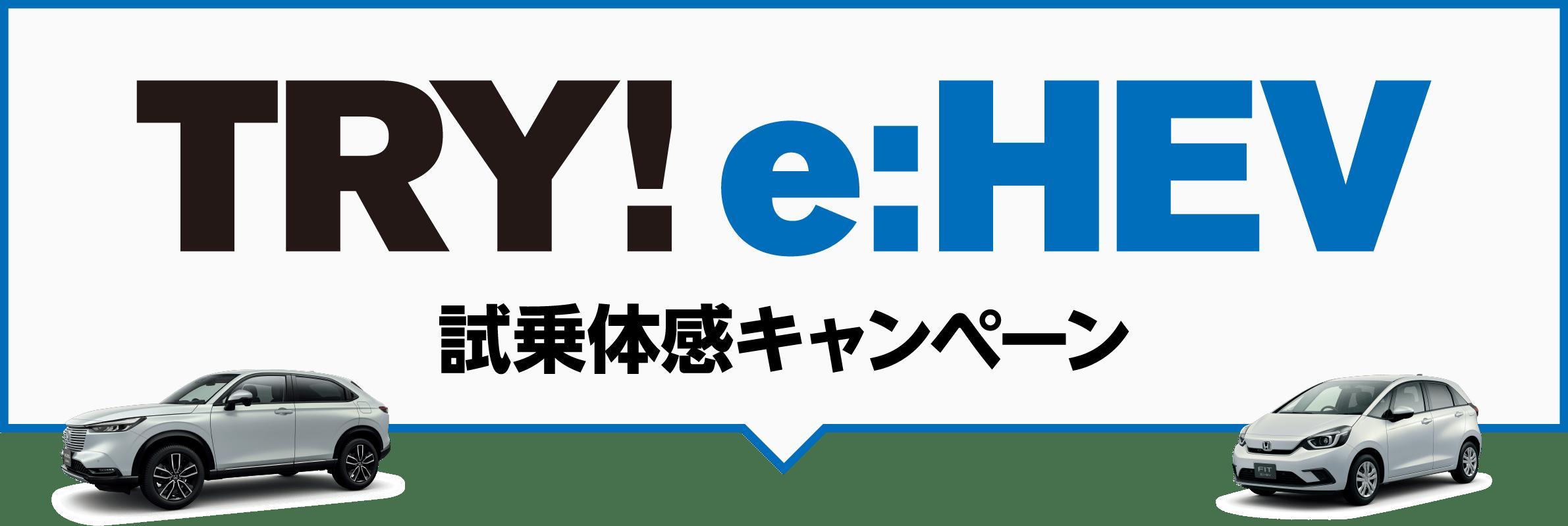 TRY! e:HEV